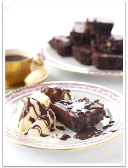 Nigella's Chocolate Brownies