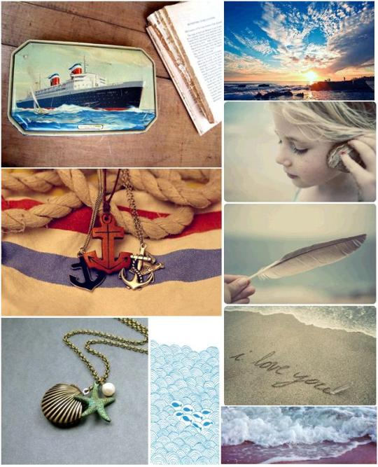 Beach Themed Inspiration