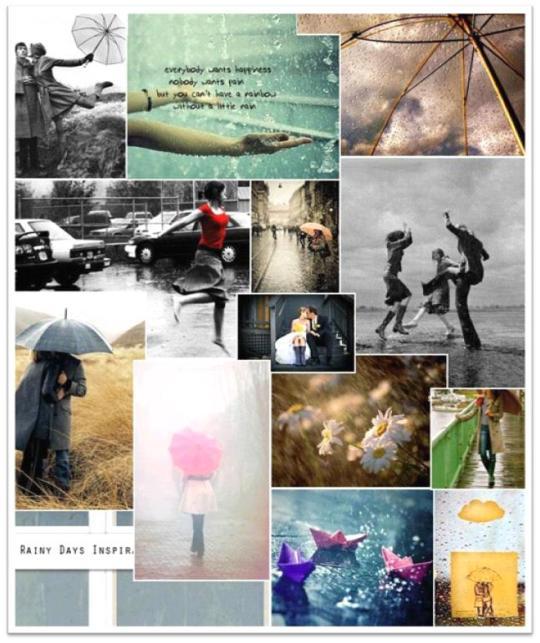 Inspiration On a Rainy Day