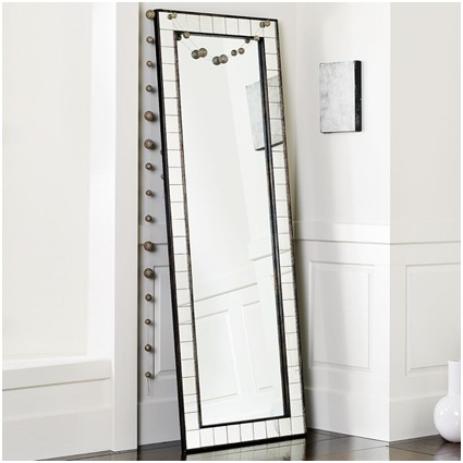 Decorative mirrors design guest post dulles glass for Glass floor mirror