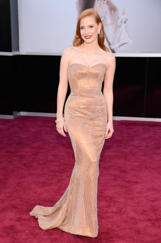 Jessica Chastain - Best Actress Nominee