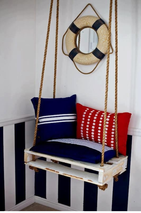 wood projects using pallets