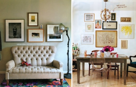 Eclectic Grouping of Frames