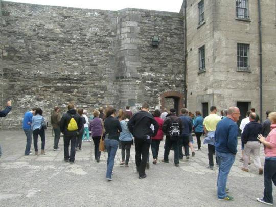 Colmainham Gaol, Dublin