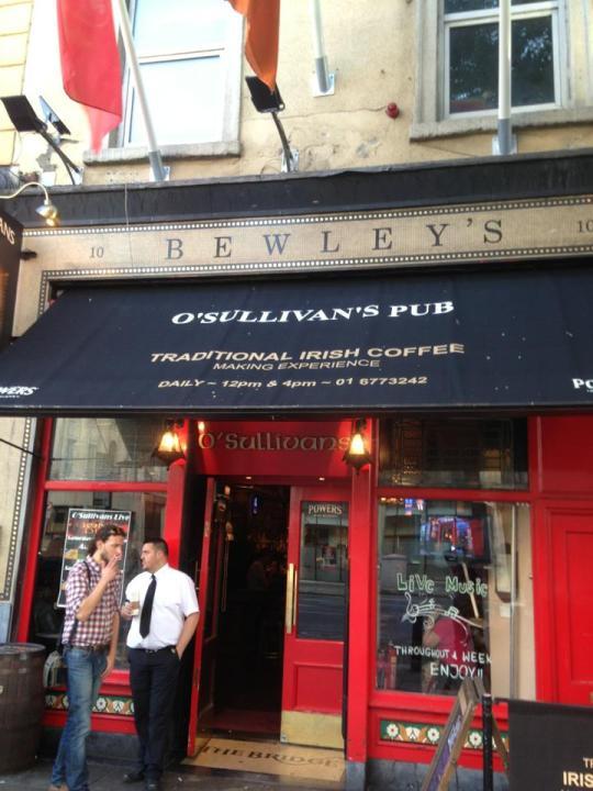 O'Sullivan pub in Dublin