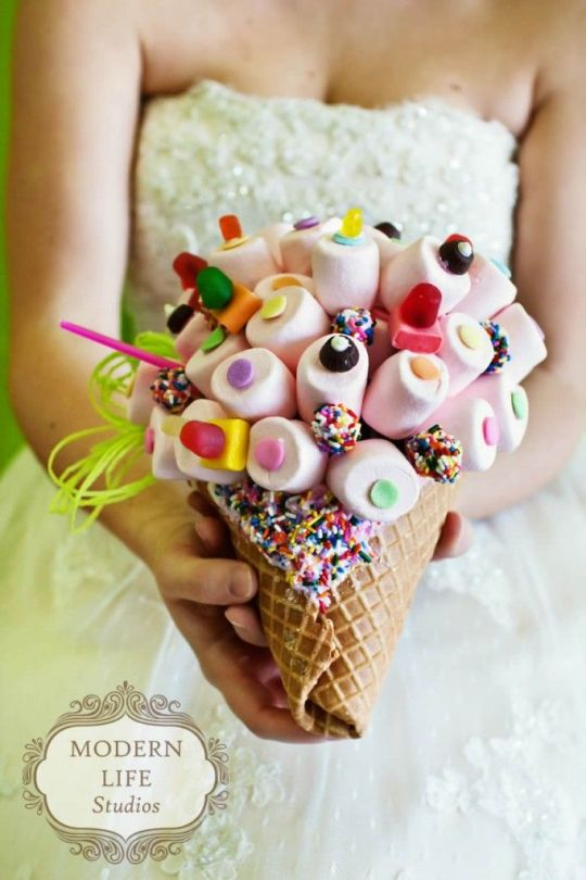 Candy Coated Bouquet