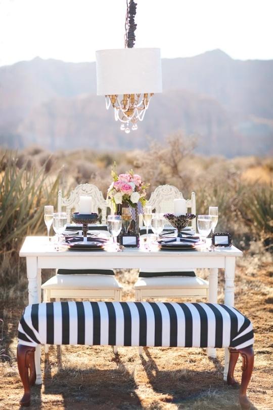Tea Party in the Desert