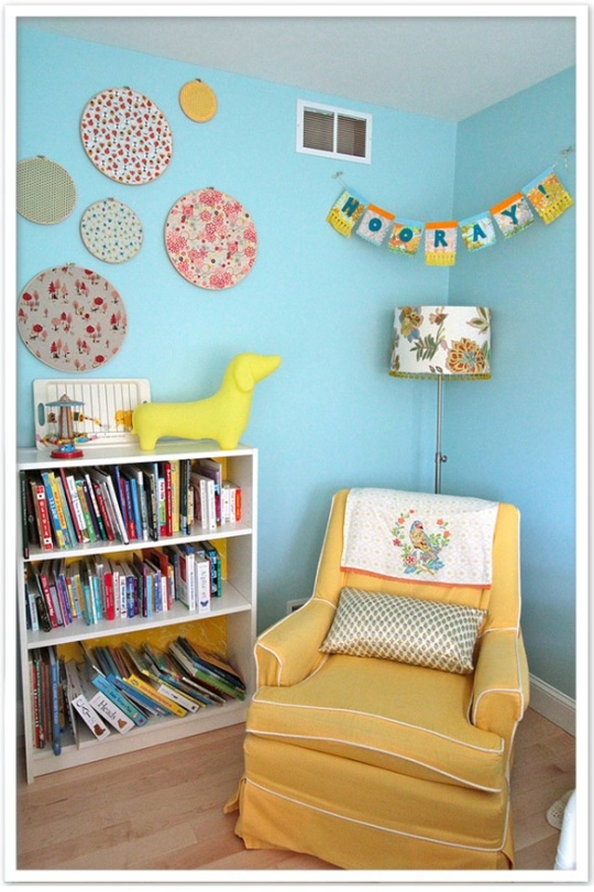 Adorable Book Nook