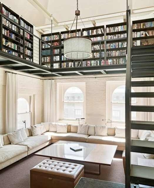 Reading Upstairs